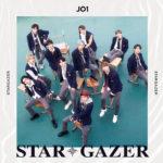 JO1 「STARGAZER(スターゲイザー)」CD 特典 ポスター トレカ